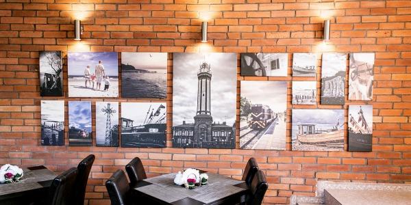 Restauracja w Niechorzu nad Bałtykiem
